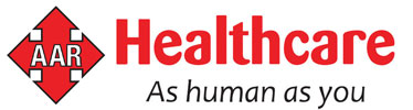 AAR Healthcare logo: List of private Hospitals in Nairobi