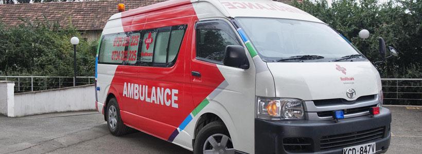 Image result for machakos ambulance